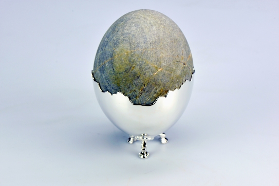 Commissioned 'egg shell' (2014-15)